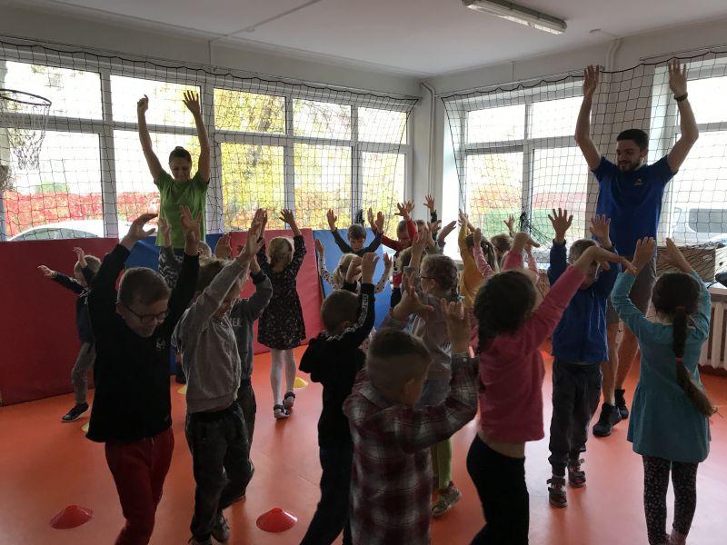 Sportuojantis vaikas – sveikas vaikas