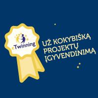 eTwinning projektinė veikla 2019-2020 m.m.