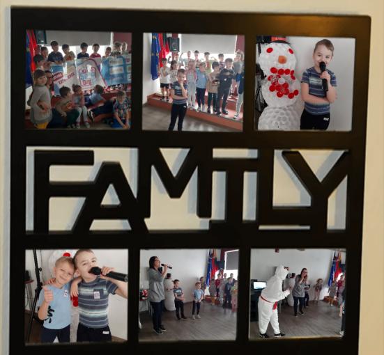 """Apie tarptautinį eTwinning projektą """"Mano šeima ir aš"""""""