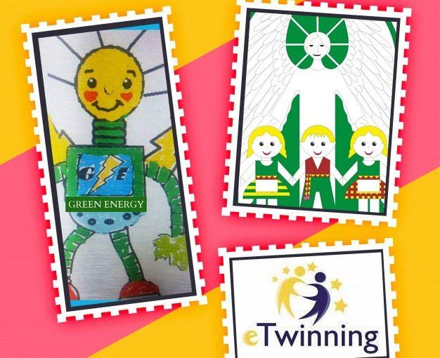 "eTwinning projektas ""Green energy"""